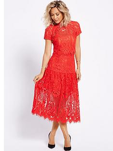 myleene-klass-scalloped-lace-midi-dress