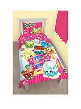 Shopaholic Single Duvet Cover Set