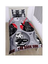 Star Wars Villains Single Duvet Cover Set