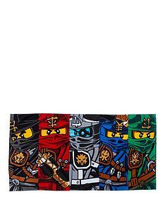 lego-lego-warrior-towel