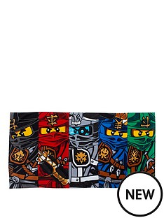 lego-lego-warrior-towel