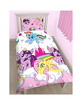 Equestria Single Duvet Cover Set