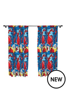 spiderman-spiderman-webhead-curtains-66-x-54