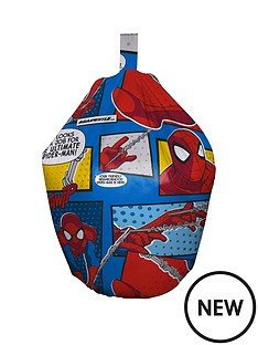spiderman-spiderman-webhead-beanbag