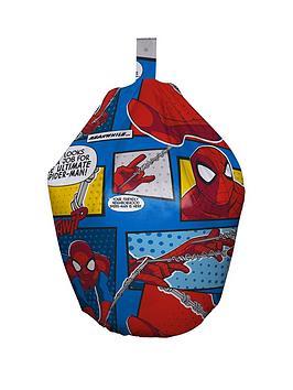 spiderman-webhead-beanbag