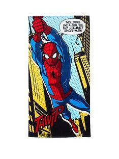 spiderman-webhead-towel