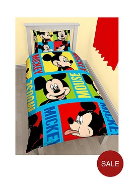 mickey-mouse-bright-single-duvet-cover-set