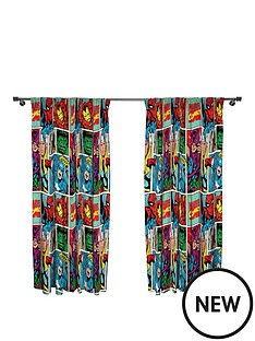 marvel-comic-strike-curtains