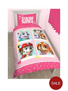 paw-patrol-stars-reversible-single-duvet-cover-set