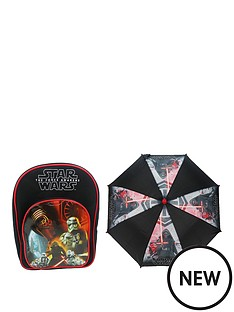 star-wars-backpack-and-umbrella-set