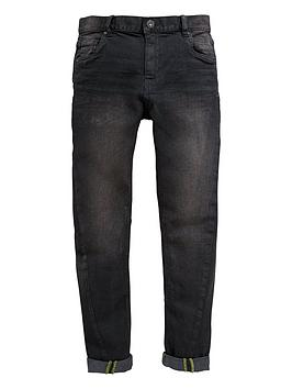 V By Very Boys Twisted Tapered Jeans