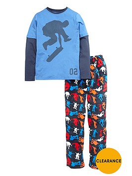 v-by-very-boys-skater-jersey-top-and-fleece-bottoms-pyjamas