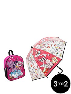 my-little-pony-backpack-amp-umbrella-set