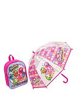 Backpack & Umbrella Set