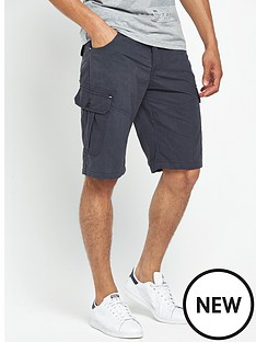 crosshatch-potted-twill-shorts