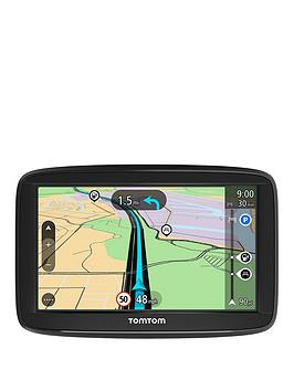 Tomtom Start 52 We Sat Nav  Uk &Amp Western Europe