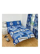 Double Duvet Cover and Pillowcase Set