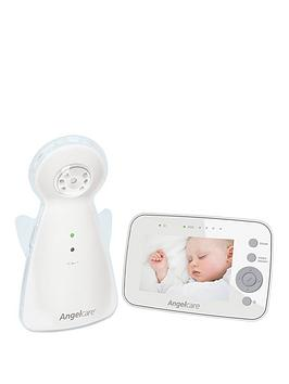 Cheapest price of Angelcare Digital Video Amp Sound Baby Monitor Ac1320 in new is £139.99