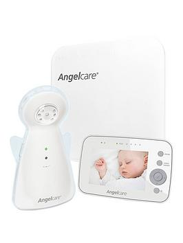 Cheapest price of Angelcare Digital Video Movement Amp Sound Baby Monitor Ac1300 in new is £209.99