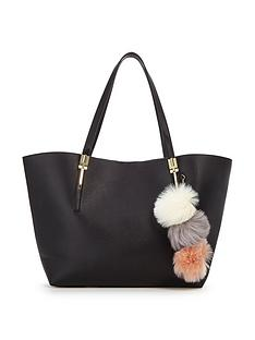 v-by-very-large-shopper-with-pom-pom-detail