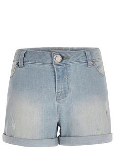 river-island-girls-light-denim-shorts