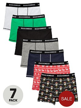 v-by-very-boys-christmas-trunks-7-pack
