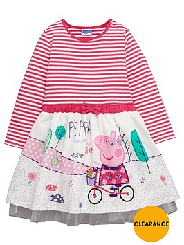 peppa-pig-girls-embroidered-party-dress