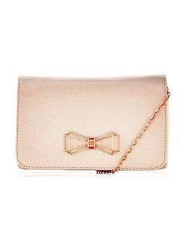 ted-baker-signature-bow-detail-clutch-straw