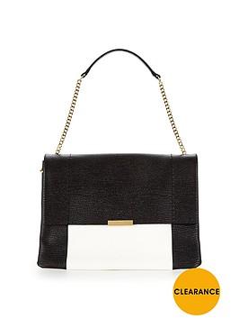 ted-baker-leather-shoulder-bag-black