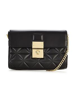 ted-baker-quilted-lock-detail-bag-black