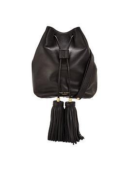 ted-baker-ted-baker-leather-large-tassle-detail-duffle-bag