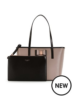 ted-baker-ted-baker-small-bow-detail-shopper-with-inner-purse-pouch
