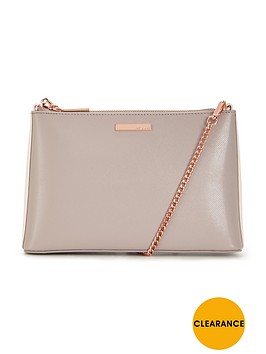 ted-baker-leather-colour-block-chain-detail-shoulder-bag-mink