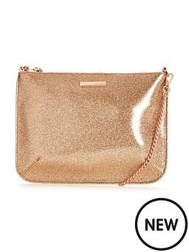 ted-baker-glitter-shoulder-strap-clutch