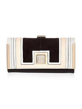 river-island-zip-detail-cliptop-purse