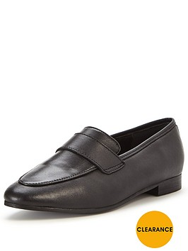 warehouse-black-loafer