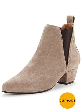 warehouse-suede-ankle-boot