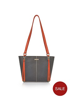 river-island-zip-front-clean-bucket-slouch-whipstitch-winged-tote