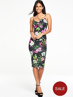 v-by-very-floral-bodycon-dress