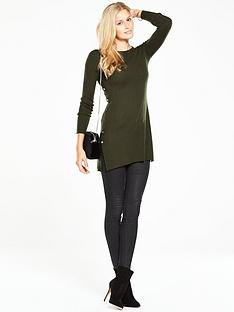 v-by-very-crew-neck-tunic-with-buttons