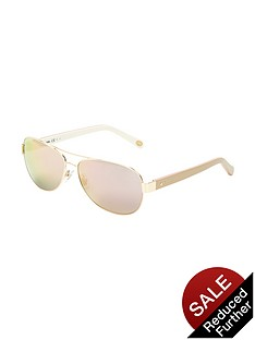fossil-smokey-aviator-sunglasses-rose-gold