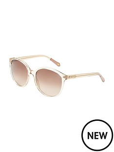 fossil-crystal-champagne-sunglasses-beige