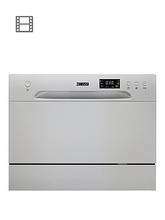 zanussi-zdm17301sa-table-top-dishwasher