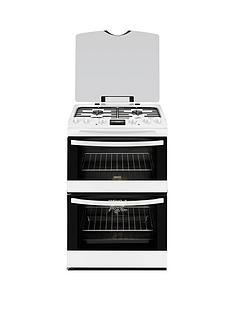 zanussi-zanussi-zck68300w-60cm-double-oven-dual-fuel-cooker