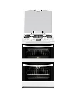 zanussi-zck68300w-60cm-double-oven-dual-fuel-cooker
