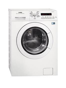 Aeg L75670Nwd 7Kg Wash4Kg Dry 1600 Spin Washer Dryer