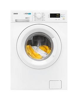 Zanussi Zwd71663Nw 7Kg Wash4Kg Dry Washer Dryer  White