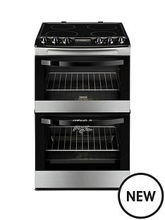 zanussi-zanussi-zcv46200xa-55cm-double-oven-electric-cooker