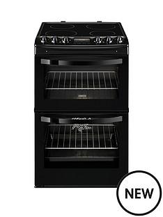 zanussi-zcv46200ba-55cm-double-oven-electric-cooker