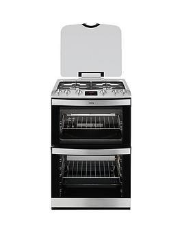 aeg-17166gm-mn-60cm-double-oven-gas-cooker